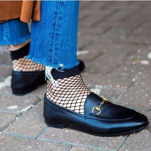 2/$10 💕 Black Fishnet Ankle Socks